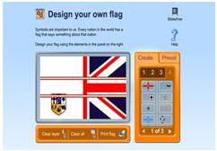 collections_Design your own flag