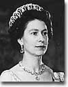 Elizabeth II (Westcott Collection, courtesy National Library of Australia)